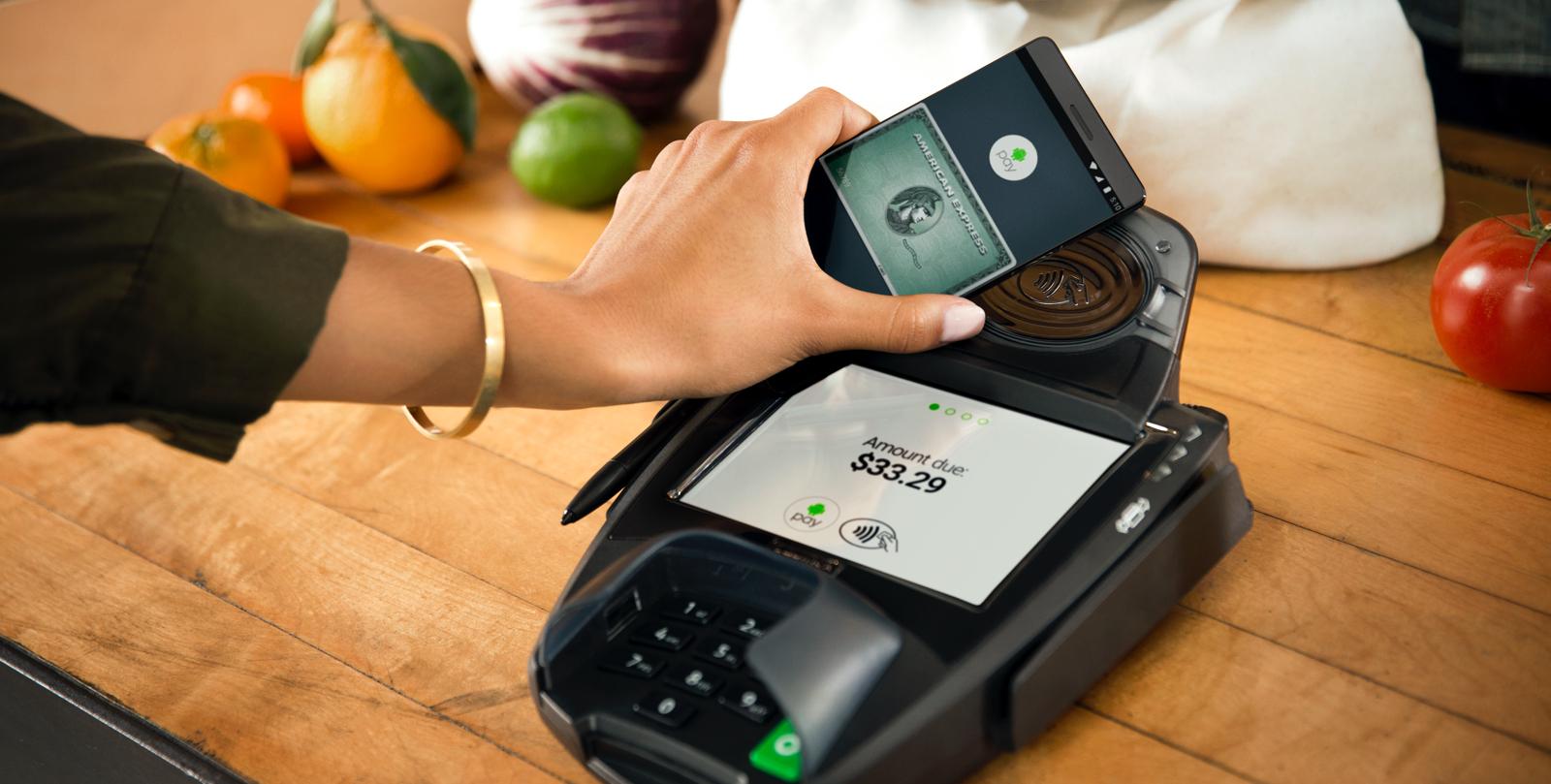 Android Pay débarquera au Royaume-Uni «dans quelques mois»