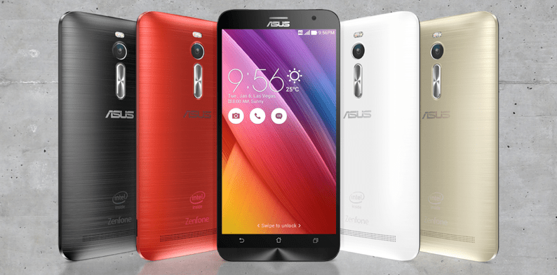L'Asus ZenFone 2 reçoit enfin Android 6.0 Marshmallow