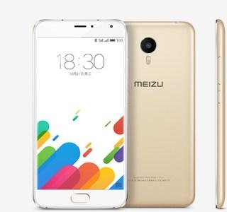 Meizu Blue Charm Metal : YunOS et une coque métallique dans un smartphone à moins de 200 euros