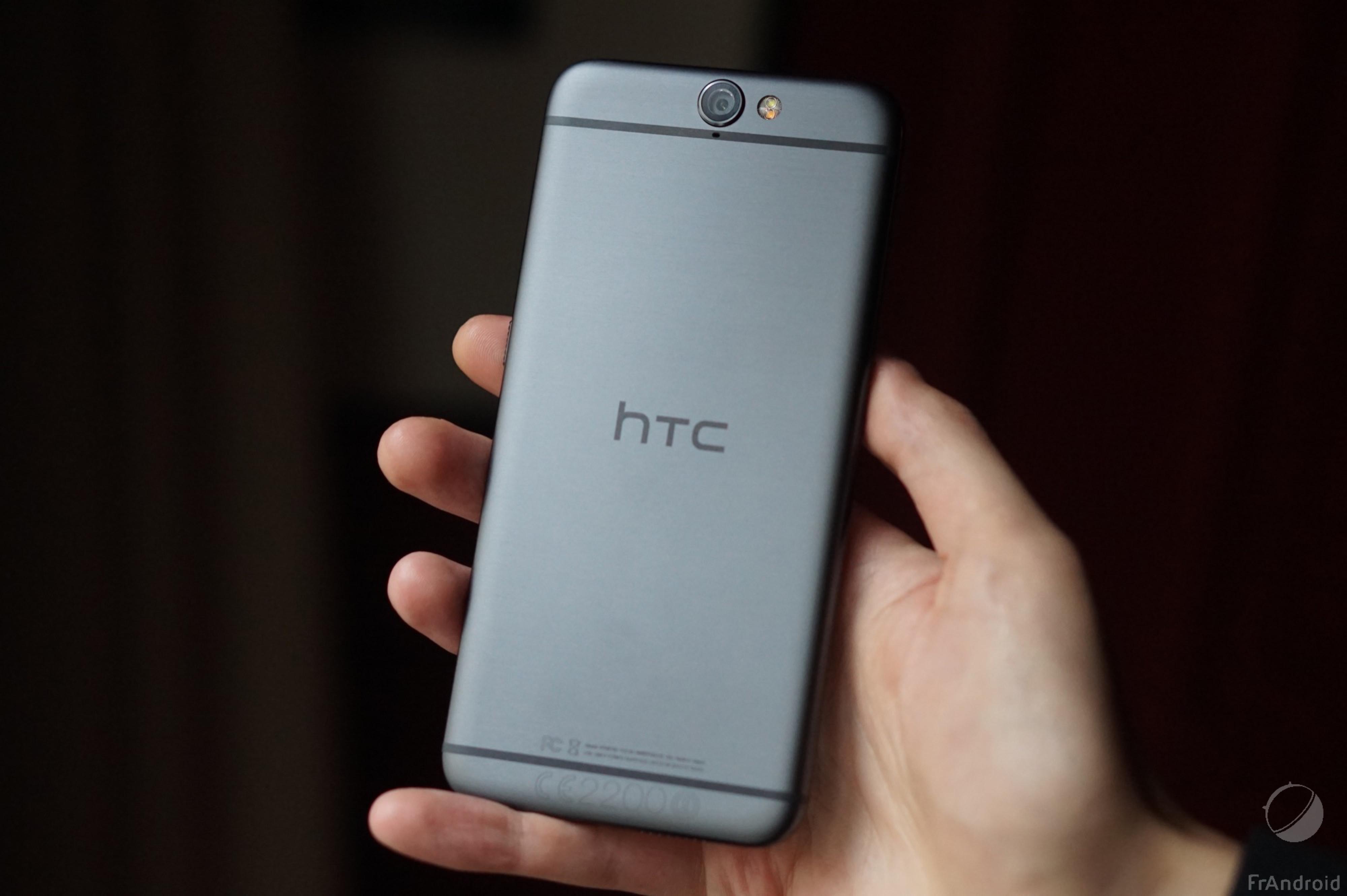 Les smartphones HTC interdits de vente en Allemagne