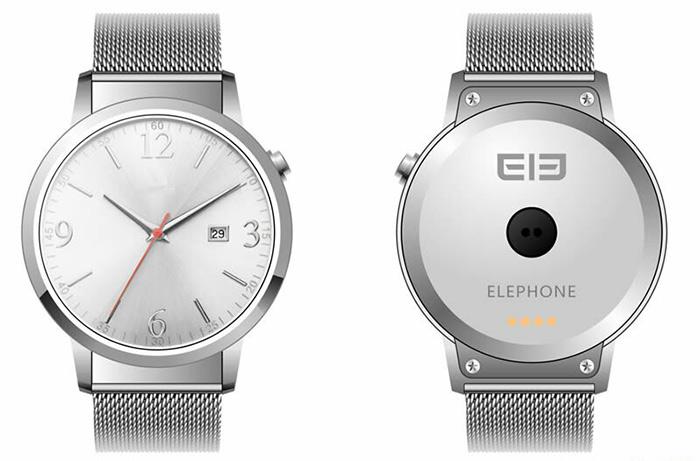 Elephone ELE, la première smartwatch sous Android Wear à s'équiper chez MediaTek