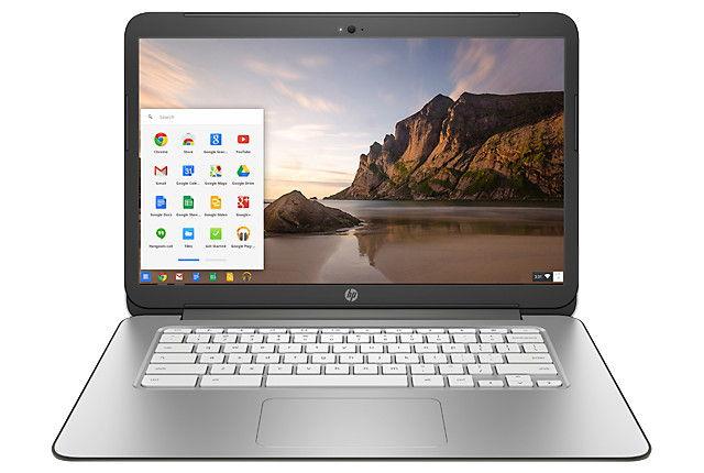 HP renouvelle son Chromebook 14 et revoit ses prix à la baisse