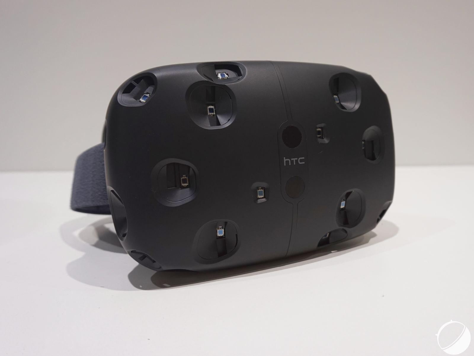 CES 2016 : Avec son Vive, HTC compte révolutionner la réalité virtuelle