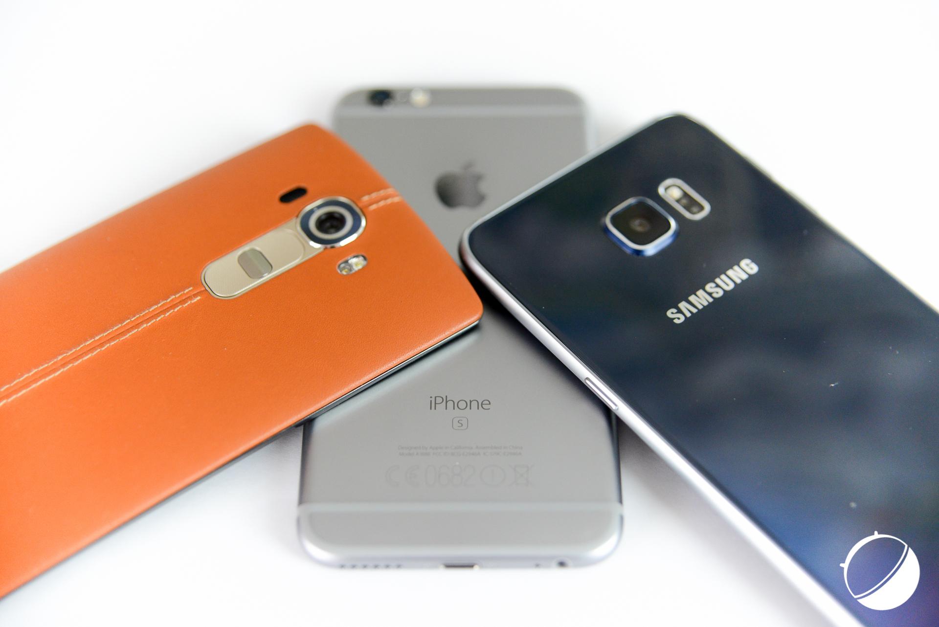 L'iPhone 6s dixième au classement DxOMark, derrière les flagships Android