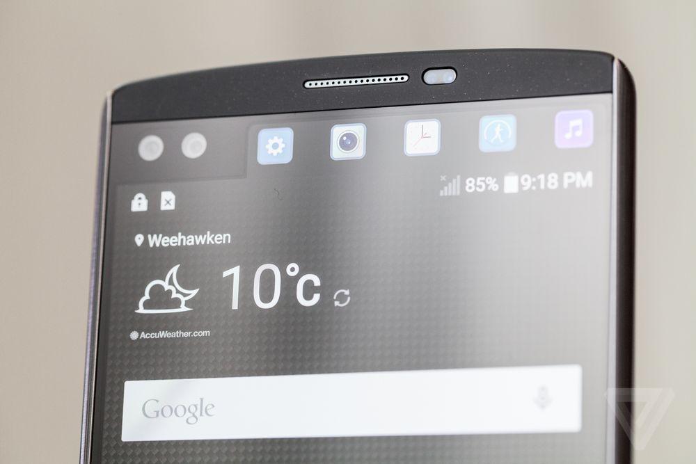 LG : pas de G Flex 3 en 2016, mais un successeur au V10 et un G5 ?
