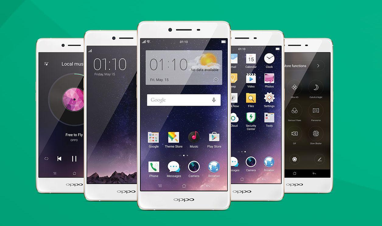 Le OppoR7s est officiel : écran AMOLED de 5,5 pouces Full HD, Snapdragon615 et 4Go de RAM