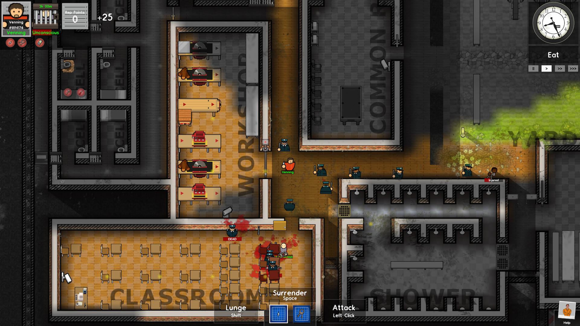 Prison Architect : la version tablette dans le flou
