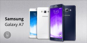 Bon plan : Le Samsung Galaxy A7 est à 283 euros (dont 70 euros d'ODR)