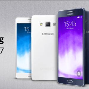 Samsung Galaxy A7 (2016) : la capacité de sa batterie révélée par la FCC