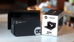 Andy 5VR et 5.5VR : pour Yezz, offrir un Cardboard suffit à devenir spécialiste de la réalité virtuelle