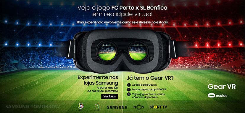 Un premier match de football diffusé en réalité virtuelle