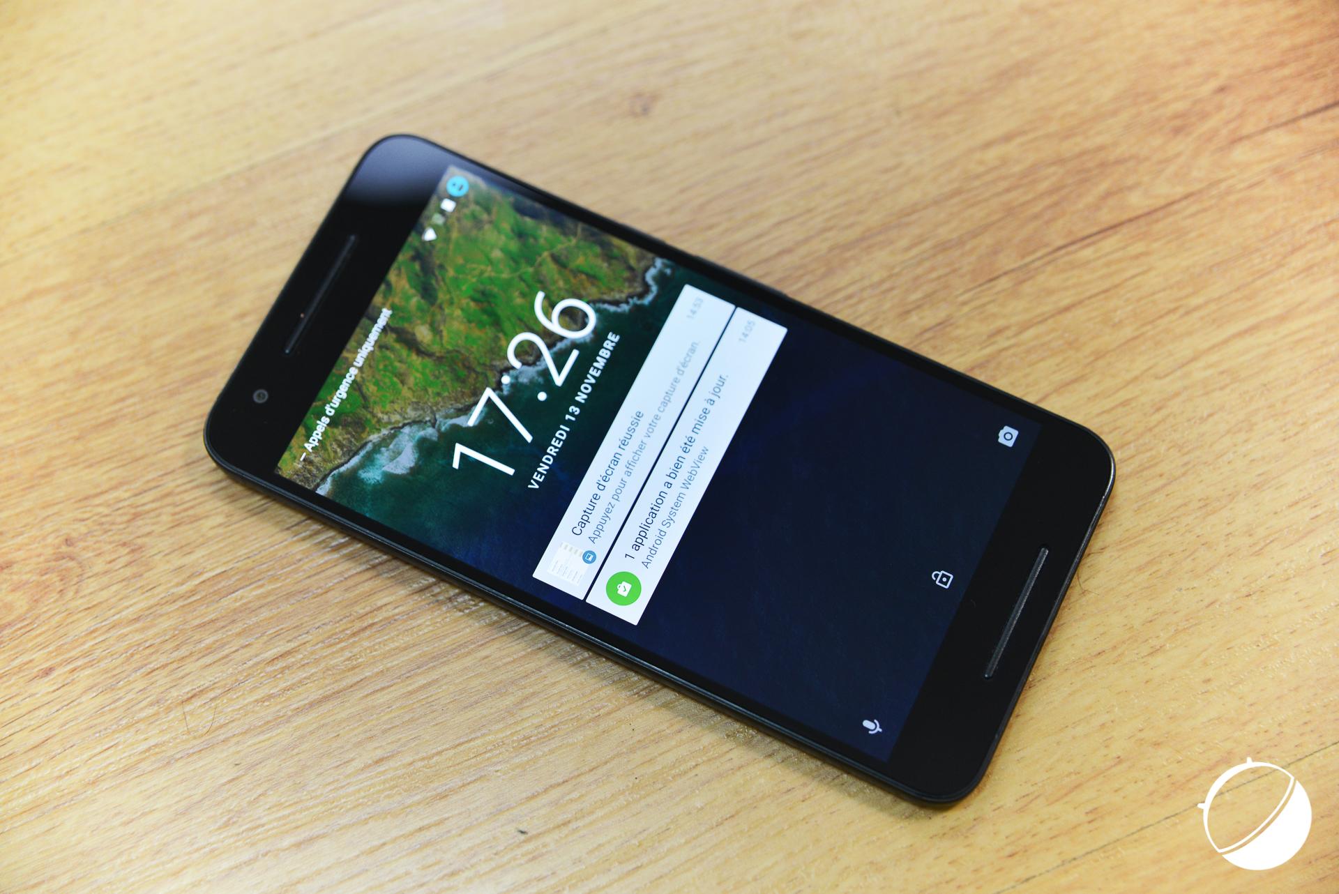 Android 7.0 Nougat : des Google Nexus 6P sont eux aussi bloqués