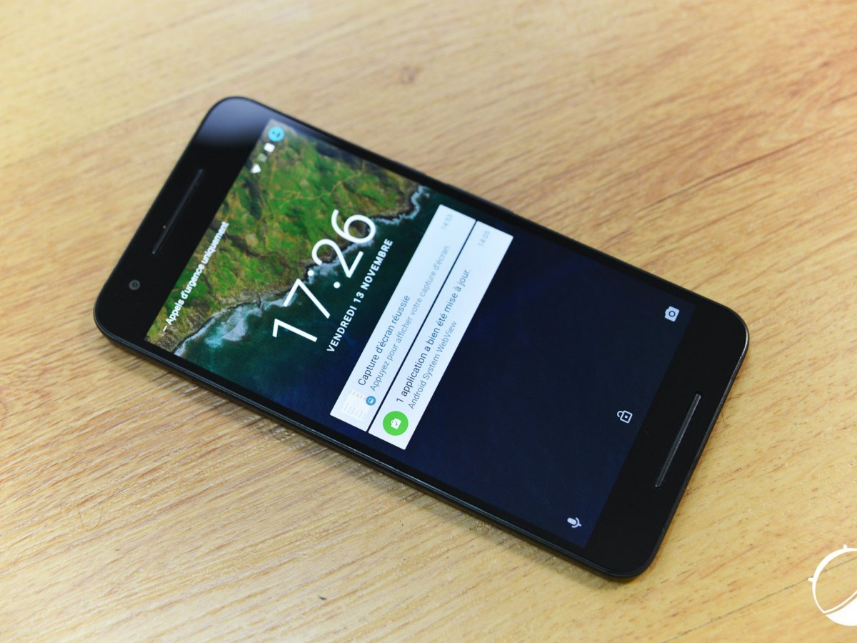 Test du Google Nexus 6P, l'étoffe d'un grand