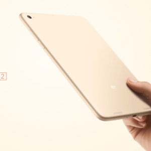 Xiaomi Mi Pad 2 : une puce Intel et un design à la Apple sous Android ou Windows