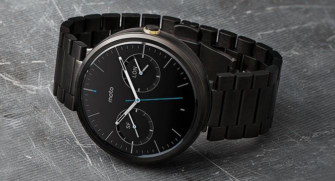 Bon plan : la Motorola Moto 360 avec bracelet métal en promo à 149 euros