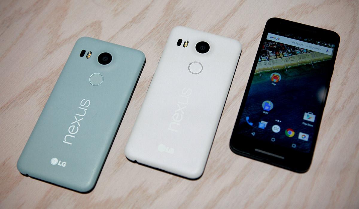 Bon plan : le Nexus 5X est à 462,95 euros avec 89 euros de bons d'achat