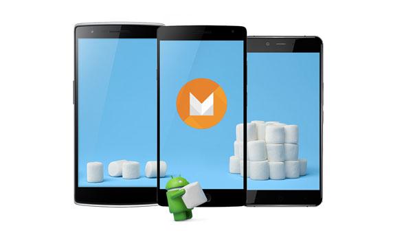 OnePlus détaille l'arrivée de Marshmallow sur ses smartphones