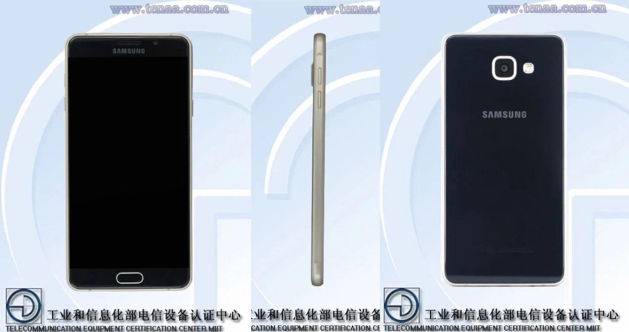 Samsung Galaxy A7 (A7100) : une fiche technique visant le rapport qualité/prix