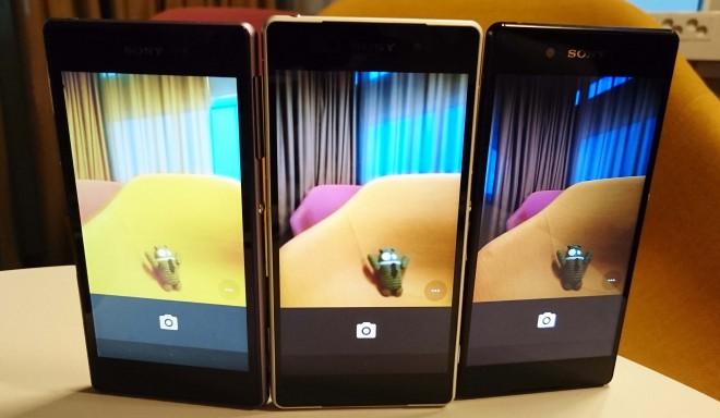 Sony fournit une application photo AOSP aux développeurs