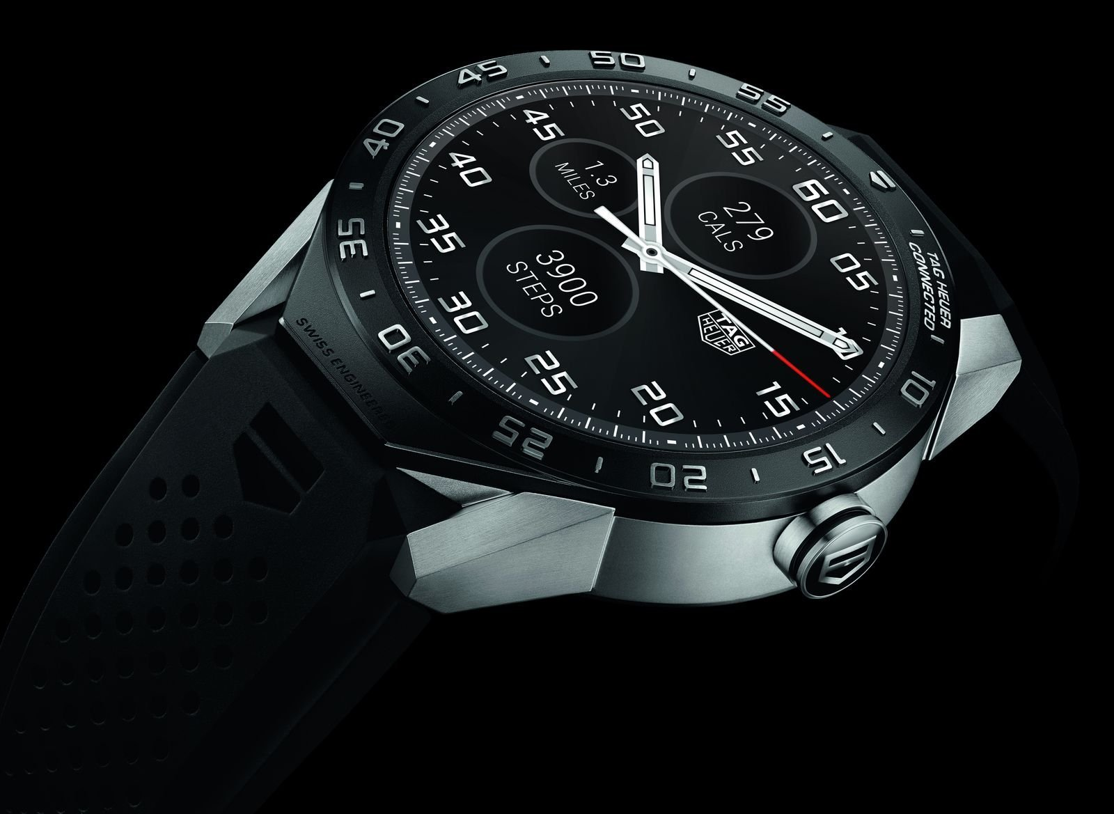 Connected Watch : Tag Heuer peine à faire face à la demande