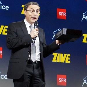 Avec Zive, SFR met un pied dans le streaming vidéo illimité