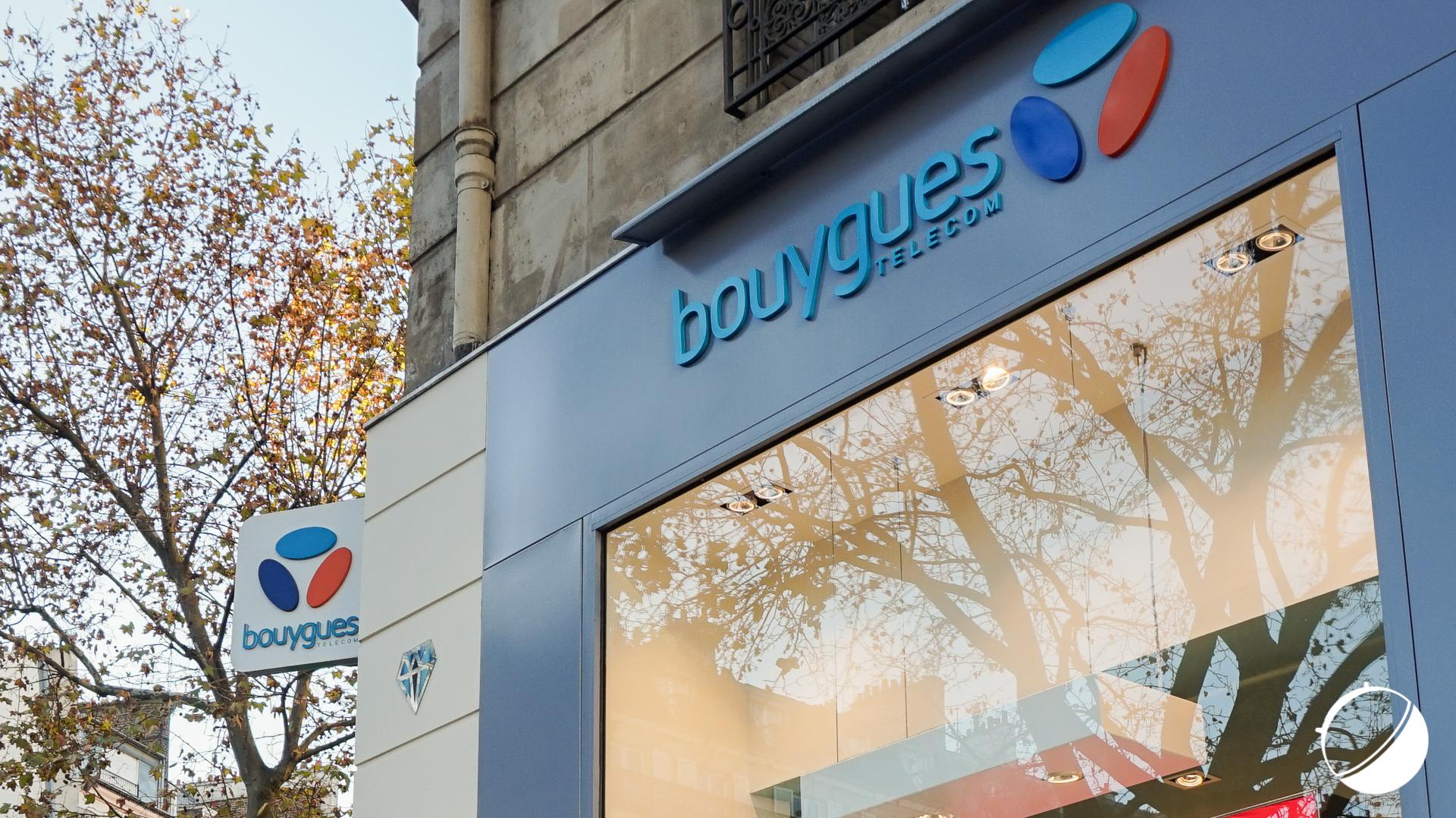 Bouygues Telecom lance le premier débit montant à 500 Mb/s en France