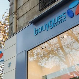 Free devrait récupérer toutes les boutiques physiques de Bouygues en cas d'accord avec Orange