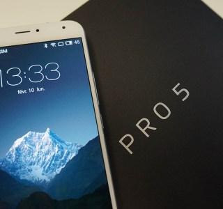 Meizu Pro5 Mini : une première fiche technique dans la nature ?