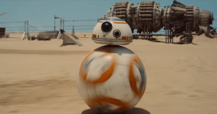 La bande sonore de Star Wars: The Force Awakens est sur le Play Store
