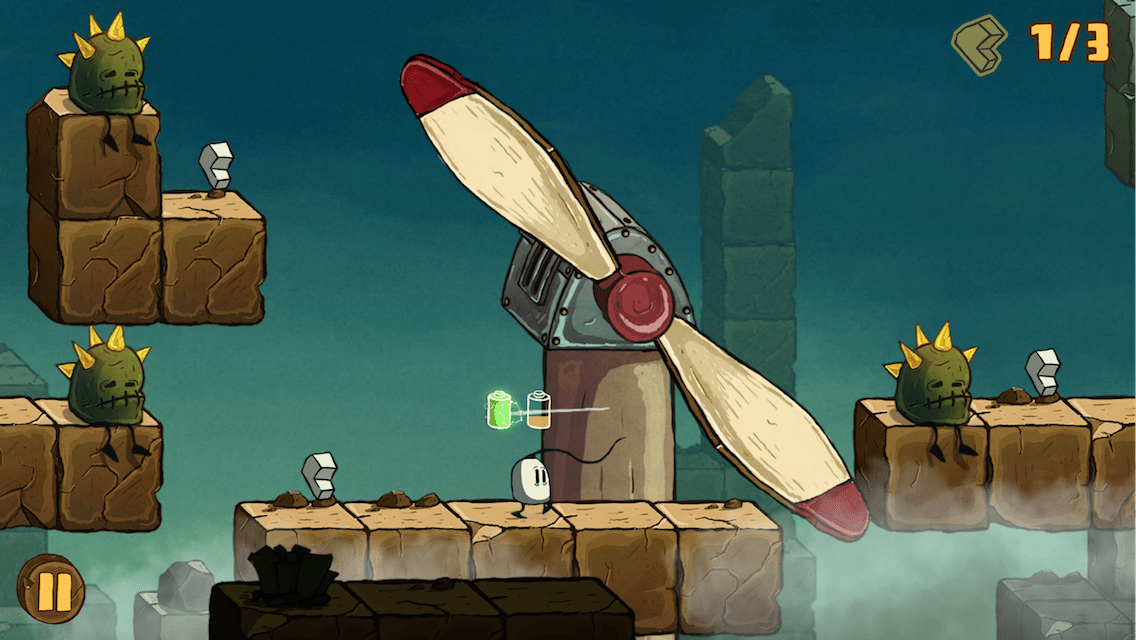 Blown Away: First Try, un jeu qui vous téléporte dans un univers magique