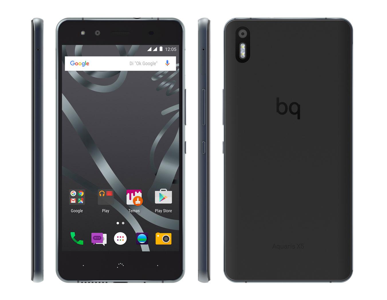 BQ Aquaris X5, encore un smartphone sous Cyanogen OS