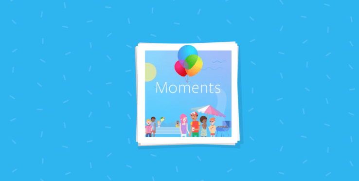 Facebook déplace la synchronisation des photos dans son app Moments