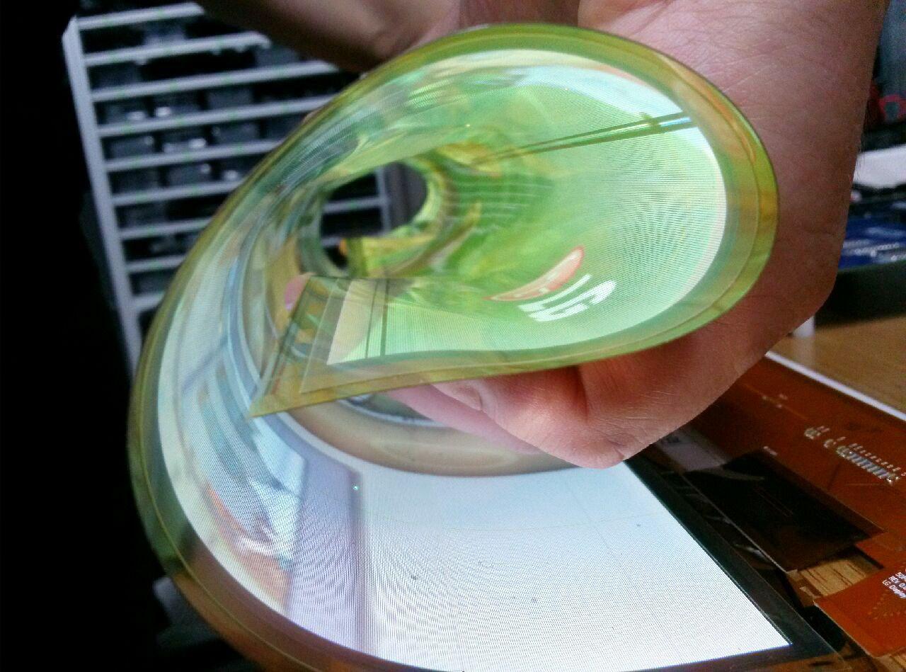L'iPhone devrait adopter l'OLED, fabriqué par Samsung et LG