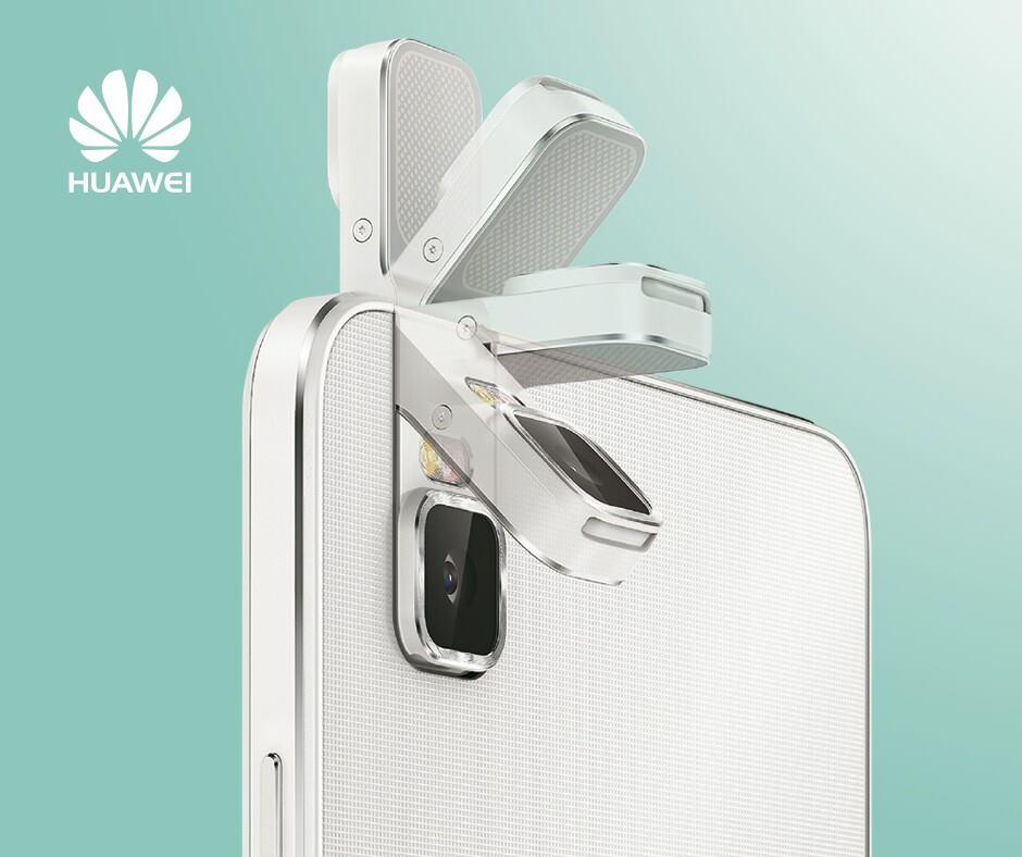 Huawei tease officiellement son futur «Shot X»