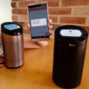 LG annonce SmartThinQ Hub, pour lier tous les objets connectés de la maison