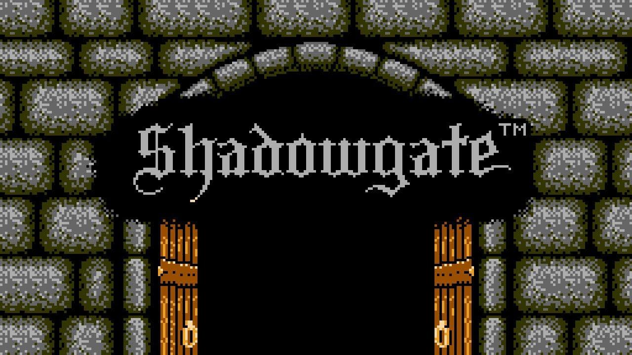 Shadowgate, l'atmosphère médiévale sombre est disponible Android (et iPhone)