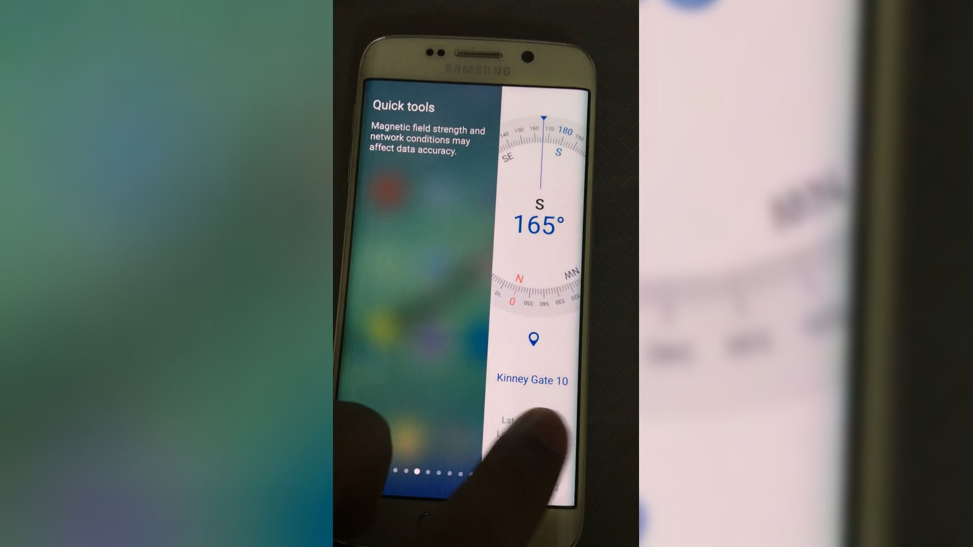 Samsung Galaxy S6 edge / edge+ : du nouveau pour le panneau latéral sous Marshmallow