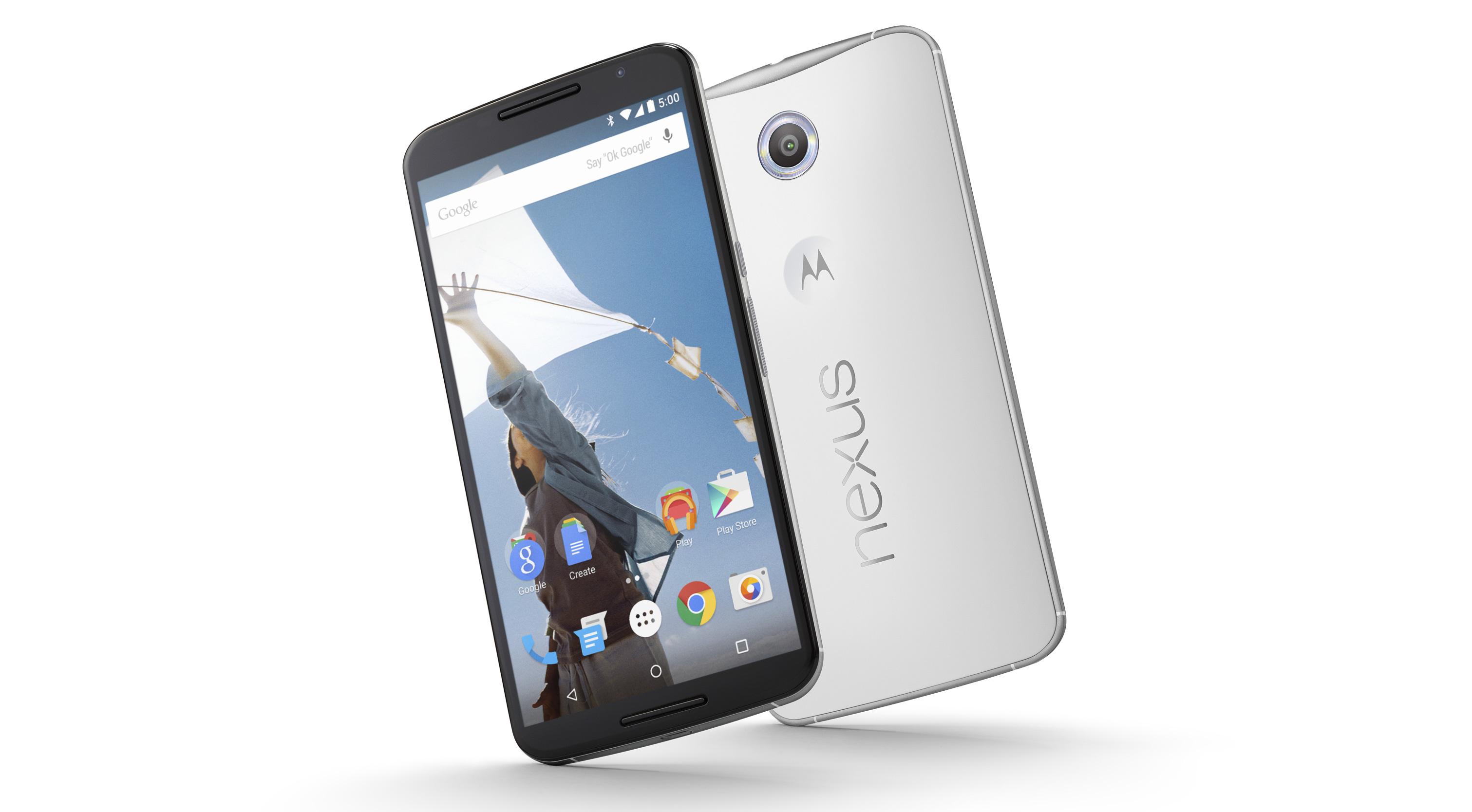 Bon plan : le Nexus 6 est à 399 euros, avec 200 euros offerts en bon d'achat