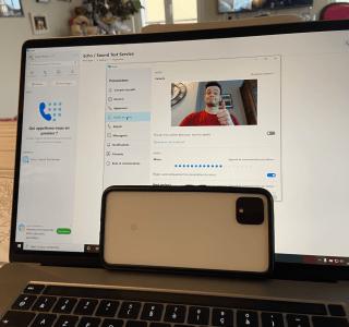 Comment utiliser un smartphone Android ou un iPhone comme webcam sur PC (Windows, macOS et Linux) ?