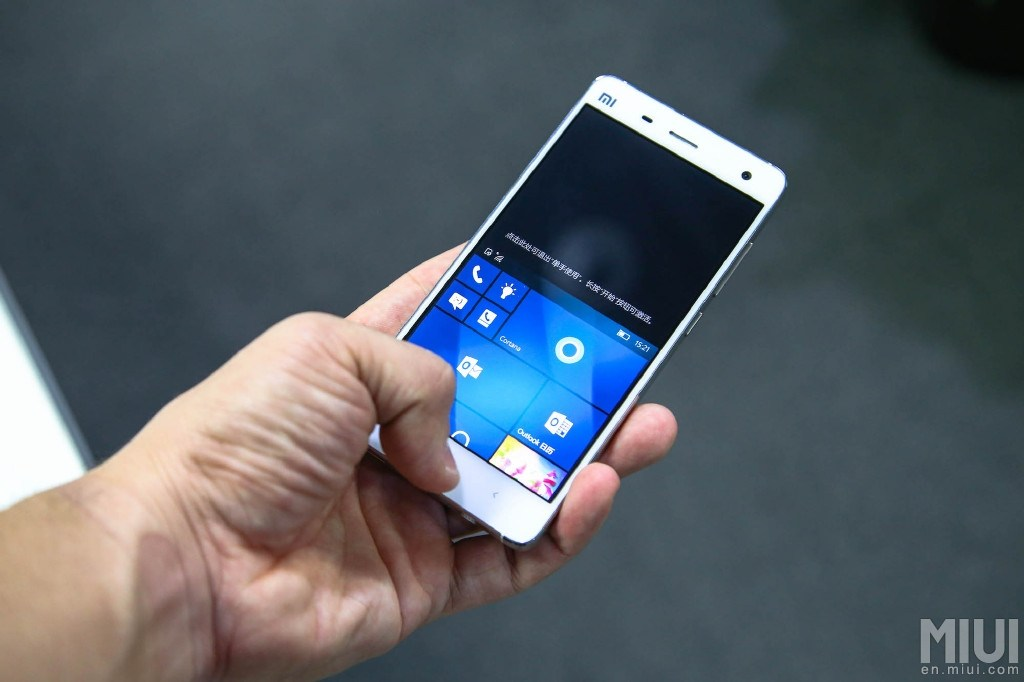 Xiaomi Mi 5, des versions Android et Windows 10 Mobile à attendre ?