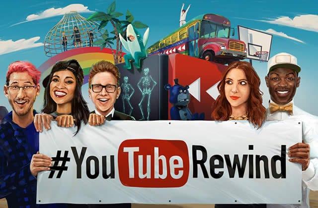 YouTube : voici les 20 vidéos les plus vues cette année en France