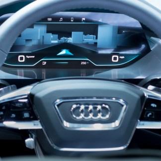 CES 2016 : Android Auto, Car Play et la voiture du futur chez Audi