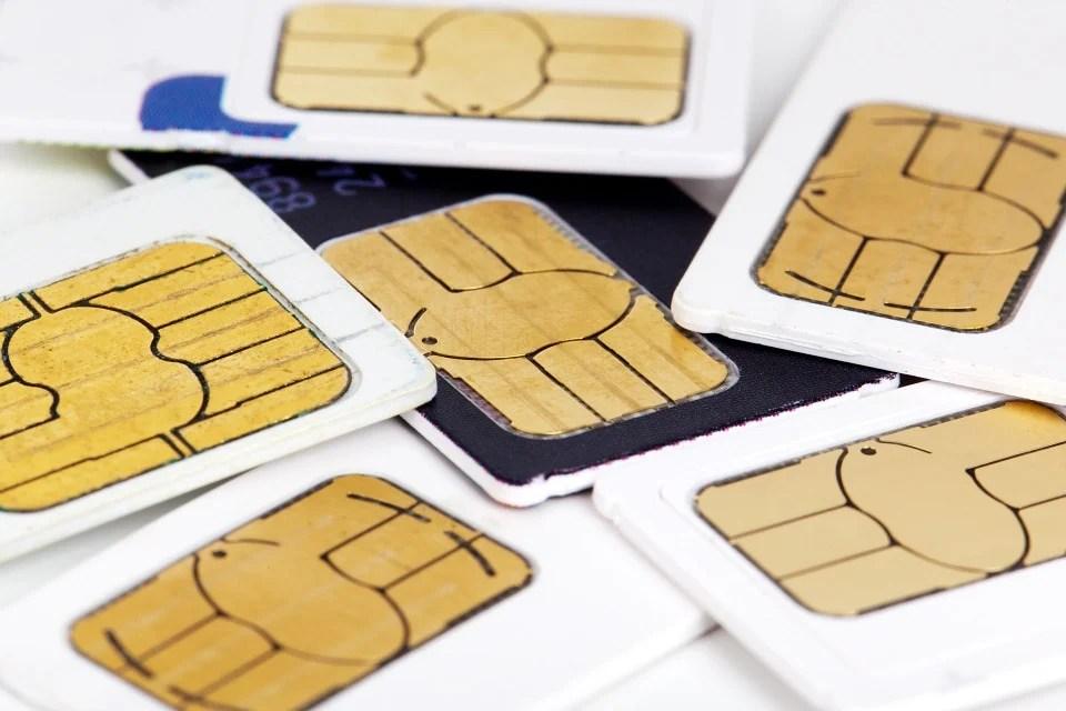 J'ai vécu plus d'une semaine sans carte SIM en région parisienne