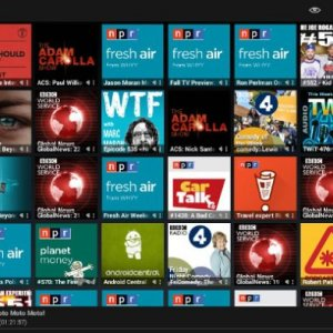 Podcast Addict, de retour sur le Play Store