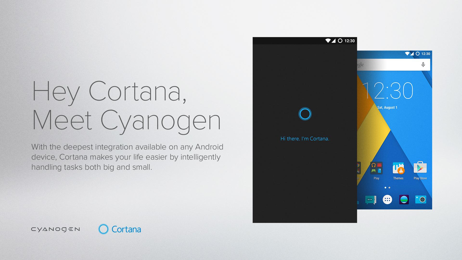 OnePlus One : des précisions sur le fonctionnement de Cortana sur Cyanogen OS 12.1.1