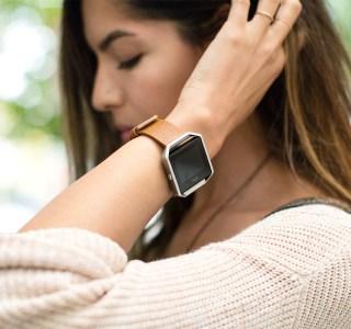 CES 2016 : Le Fitbit Blaze, une tentative laborieuse de montre design