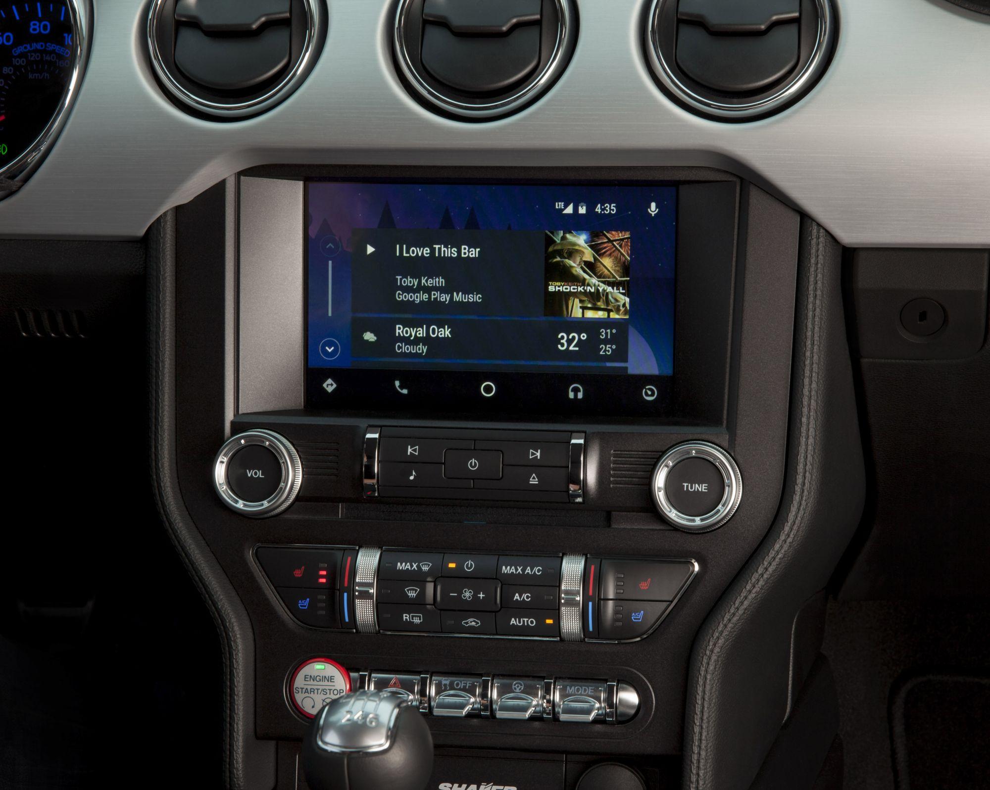 CES 2016 : Ford passe enfin à Android Auto et CarPlay