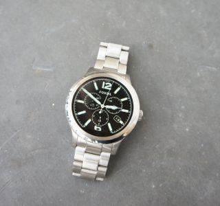 Test de la Fossil Q Founder : la plus lourde des montres Android Wear