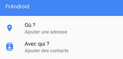 Google Agenda se met à jour pour faciliter l'ajout d'évènements