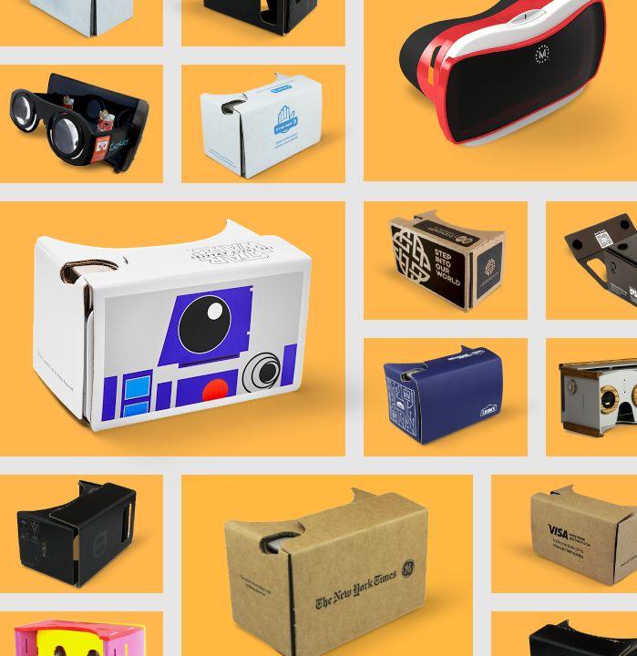 5 millions de Cardboards dans le monde : et si le véritable leader de la VR, c'était Google ?